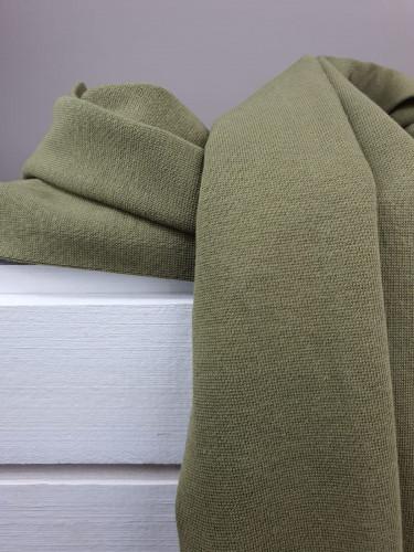 Bündchen Baumwolle Khaki