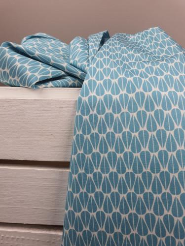 Art Gallery Fabrics Bio Baumwollstoff Little Leaves
