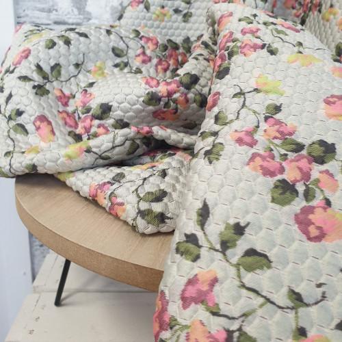 Burda Style 052020 Jacquard Polyestermischung