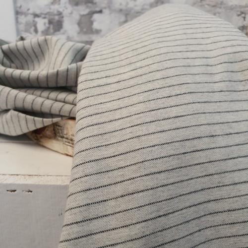 Katia Bio Baumwollstoff Stripes