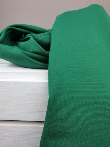 Westfalenstoffe Baumwollstoff Webstoff Trondheim Grün