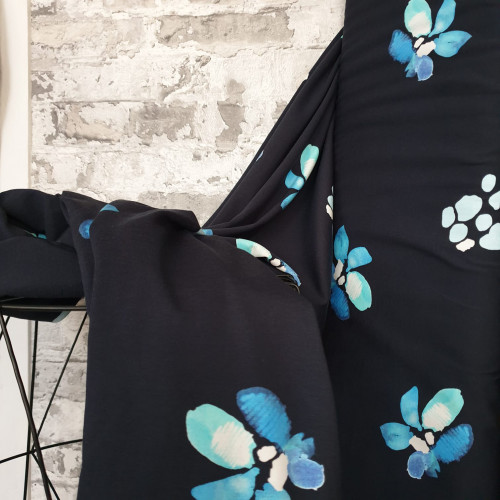 Stenzo Jersey Blüten