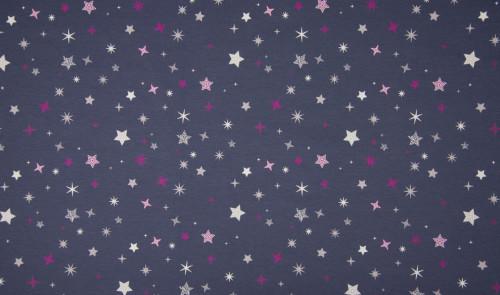 Jersey Galaxy Stars Grau