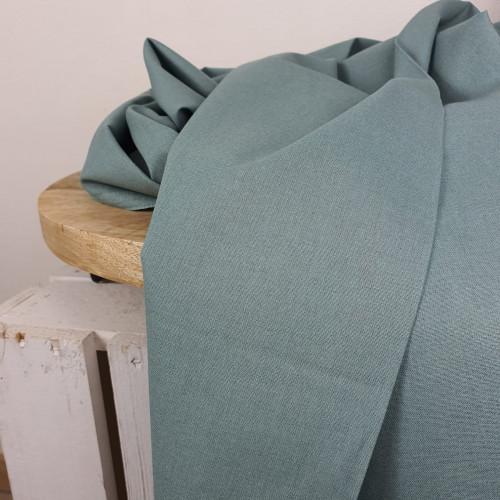 Westfalenstoffe Baumwollstoff Grün Pastell