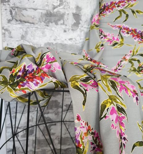 Stenzo Jersey Grau Floral