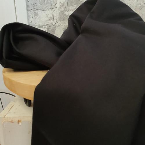 Westfalenstoffe Baumwollstoff Druckstoff Schwarz