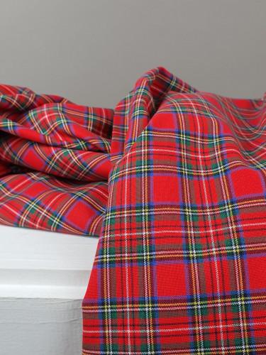 Westfalenstoffe Baumwollstoff Webstoff Edinburgh Schottenkaro