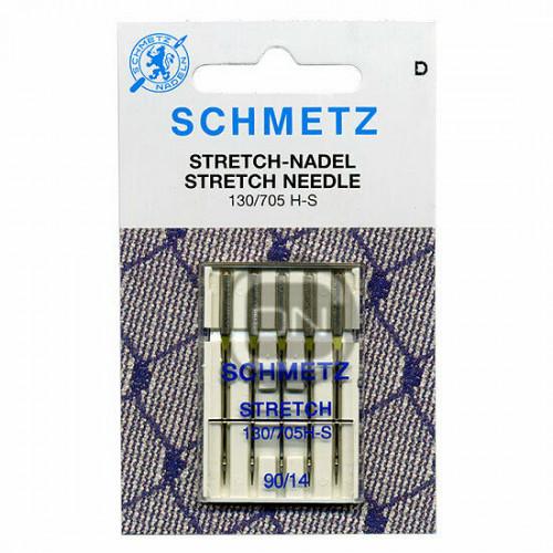 Schmetz Nähmaschinennadeln 130/705 H-S Stretch 90