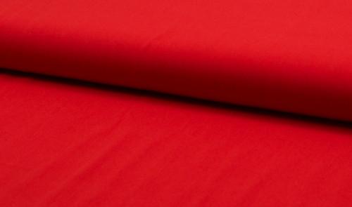 Viscose Blusenstoff Rot