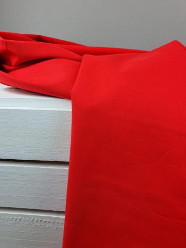 Westfalenstoffe Baumwollstoff Druckstoff Uni Rot
