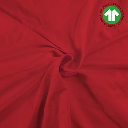 Fabrilogy Bündchen Rot