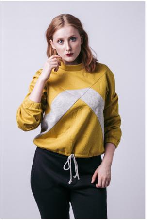 Named Schnittmuster Gemma Sweater & Maxi Dress