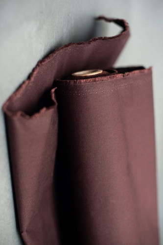 Merchant and Mills Dry Oilskin Oxblood