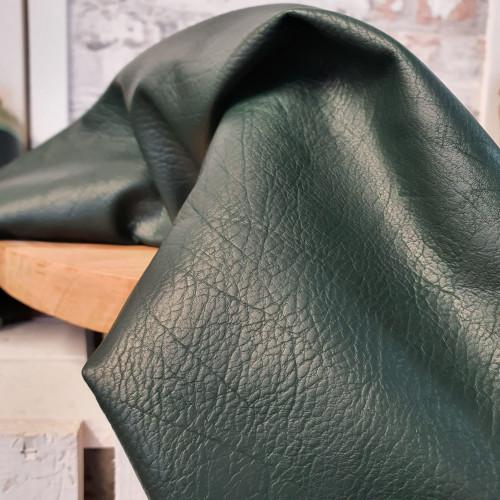 Kunstleder Vintage Grün