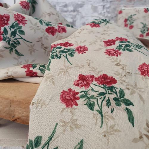Westfalenstoffe Baumwollstoff Druckstoff Trondheim Blumen