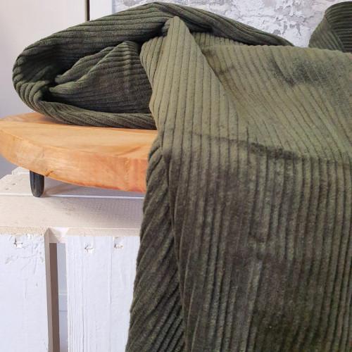 Hilco Trendcord Grün