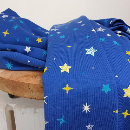 Jersey Galaxy Stars Blue