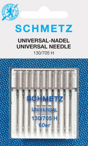 Schmetz Nähmaschinennadeln 130/705 H Universal 60