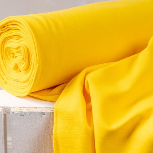 Fabrilogy Bündchen Bio Gelb