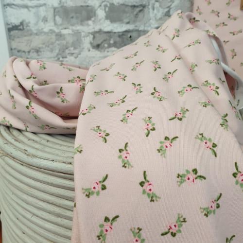 Stenzo Jersey Blumen Print Rosa