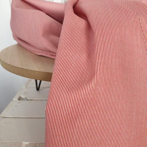 Makower Baumwollstoff Pin Stripe