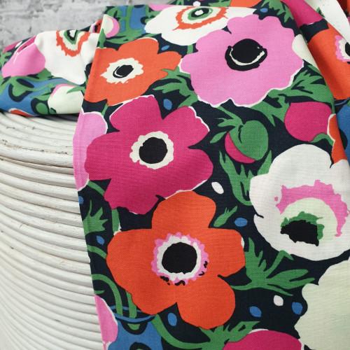 Michael Miller Baumwollstoff Blumen