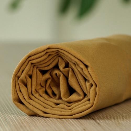 Meet Milk Tencel Stretch Jersey Mustard