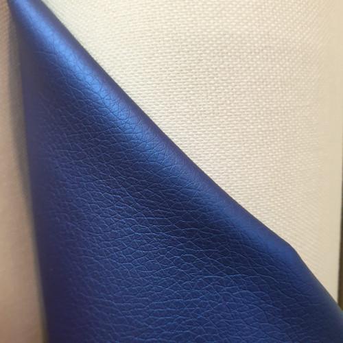 """Hilco Kunstleder """"Leather Brilliant"""" Royal Blau"""