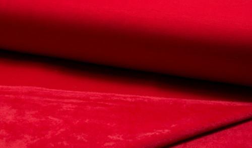 Kuschel Sweat Rot