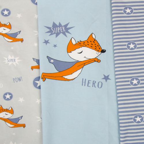 Hilco Jersey Super Fox Panel